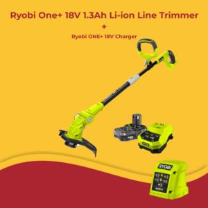 Ryobi One+ 18V 1 3Ah Li-ion Hedge Trimmer | Premium Deals